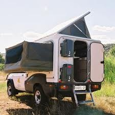 Land Rover defender. You definitely need one of these.