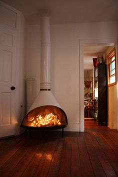 dreamy fireplace  gin 'n' bird
