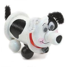 Nicole™ Crafts Spool Dog #kids #craft