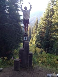 17-year old Jace Mullen completes PCT in 122 days.