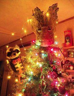 Christmas Groot