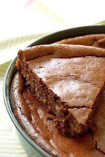 Torta de Nueces y Chocolate