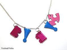 Lelu-kaulakorut – venkavinka Pendant Necklace, Jewelry, Fashion, Jewellery Making, Moda, Jewerly, Jewelery, Fashion Styles, Jewels