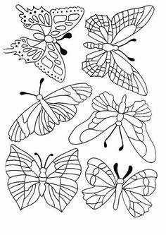 Mike Tyson Tattoos Coloring Pages Butterfly