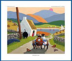 Giclee Print - Form-ewe-la One - Thomas Joseph