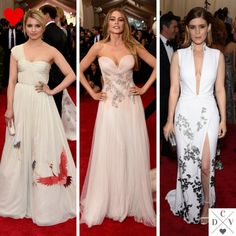 More from the red carpet! #MetGala2015
