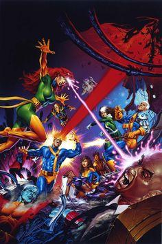 X-men 4Eva #Marvel