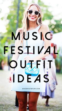 Celebrity-inspired outfit ideas for festival season and beyond // Coachella style