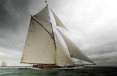 1934 Endeavor I - the most beautiful sailboat of all time. #Jclass #mylove