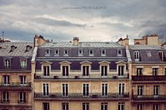 paris photograph - home decor artwork