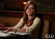 """History Repeating"" - Sara Canning as Jenna in THE VAMPIRE DIARIES on The CW.  Photo: Quantrell Colbert/The CW  ©2009 The CW Network, LLC. All Rights Reserved."