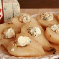 Earth & Vine Provisions Baked Pears Recipe