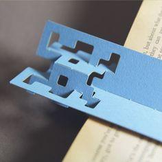 #bookmark #3D #orgammi #kiriorigami #popup #stationery #design #popup #paper #lasercut #bespok #idea #branding #marketing #costume #fold #FoldForm #London