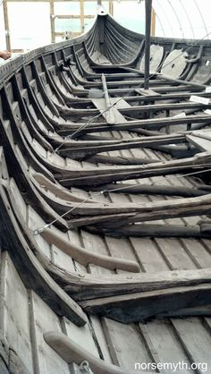 The Norse Mythology Blog: VIKING SHIP FIELD TRIP   Articles & Interviews on Myth & Relgion