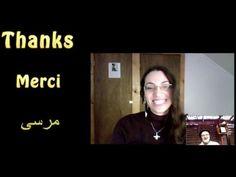 Learn Beginners Farsi (Persian) with Tina - YouTube