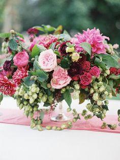 Sam & Sarah's Wedding Series: The Flowers / Ruche Blog