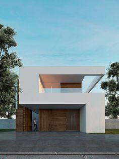 Casa Aguilar on Behance