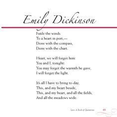 death in four emily dickinson poems essay Because i could not stop for death poetry used by permission of the publishers and the trustees of amherst college from the poems of emily dickinson essays.
