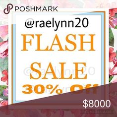 Flash Sale! 30% Off 2 or More Items Flash Sale! 30% Off 2 or More Items. Bundle and Save Now Other
