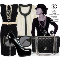 Elegance does not consist in putting on a new dress. - Coco Chanel