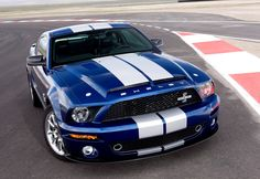 2008 Shelby GT500 KR, my daughter's perfect car, she has good taste.