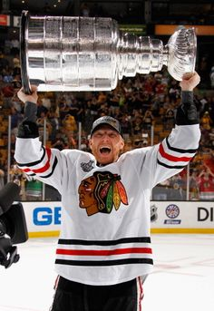 Marian Hossa (Dave Sandford / Getty Images)