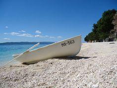 Baska Voda in Küstenstadt auf die Makarska Rivera, sehr Empfehlenswert