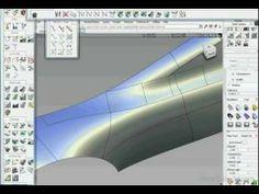 Alias Surface tutorial | A-Pillar Blend - YouTube