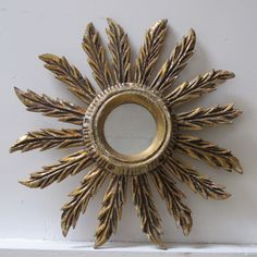 Miroirs il de sorci re on pinterest sunburst mirror - Miroir de sorciere ...