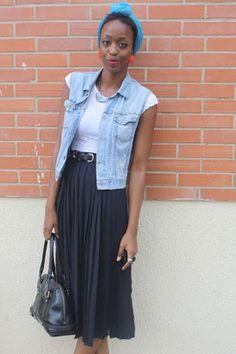 Cassandra I. of Nigeria Is Bold and Bright