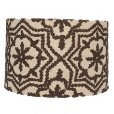 Embroidered Lamp Shade   $74.00