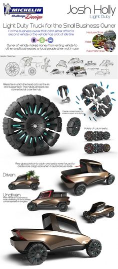 Transformer Concept by Joshua Holly - Design Panel - Car Body Design