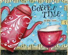 Lang May 2014 wallpaper: Coffee
