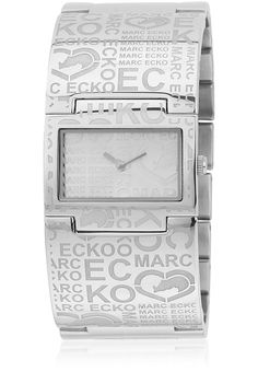 0a31f7358 Buy Mark Ecko E12594L2-1 Silver/Silver Analog Watch Online - 3452311 -  Jabong