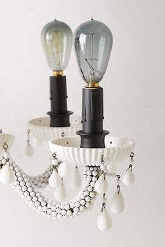 LIGHT BULB by ANTHROPOLOGIE favorited by YOU BRING LIGHT IN