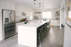 Gorgeous IKEA kitchen makeover