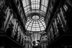 Wedding proposal, in Milan, Italy