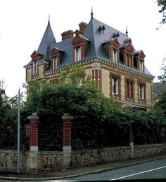 villa saint michel carnac brittany pays vannetais pinterest bretagne maison de banlieue. Black Bedroom Furniture Sets. Home Design Ideas