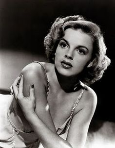 Judy Garland; a classic because she could do it all, sing - dance - act and entertain.  A star because she exited before the final act. Gone too soon.