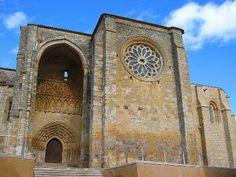 Iglesia templaria de Santa María la Blanca