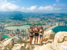 Beautiful Hike on the Costa Blanca, Spain Alicante Spain, Best Hikes, Valencia, Grand Canyon, Wanderlust, Hiking, Good Things, City, Travel