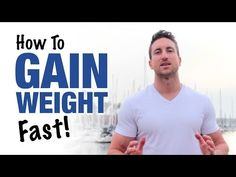 How To Gain Weight Fast: 3 Crazy Tricks That Work (Skinny Guys Only) - YouTube