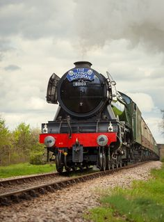 The Flying Scotsman - Bluebell Railway