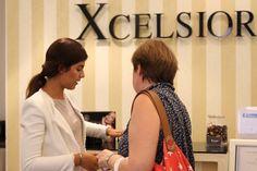 Das MYLOMA Kosmetikstudio Xcelsior in der Langgasse 36 in Wiesbaden