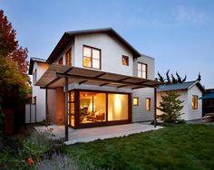 Palo Alto Residence - transitional - exterior - san francisco - Arcanum Architecture