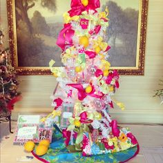 Lilly Christmas tree! #LillyHoliday