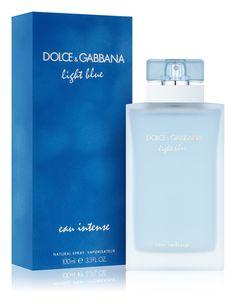 Dolce & Gabbana Light Blue Eau Intense woda perfumowana dla kobiet