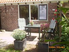 Apartment ID 4752 in Leeuwarden / Frieslands tiefe Mitte Holland, Rental Apartments, Netherlands, Terrace, Patio, Outdoor Decor, Home Decor, The Nederlands, The Nederlands