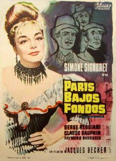 131. Casque d'or (Jacques Becker, 1952): 3.5/5