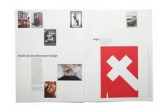 Fons Hickmann M23 - Klasse Fons Hickmann - Art, Berlin, Magazin, Magazine, Studentische Arbeiten, Udk, Wien